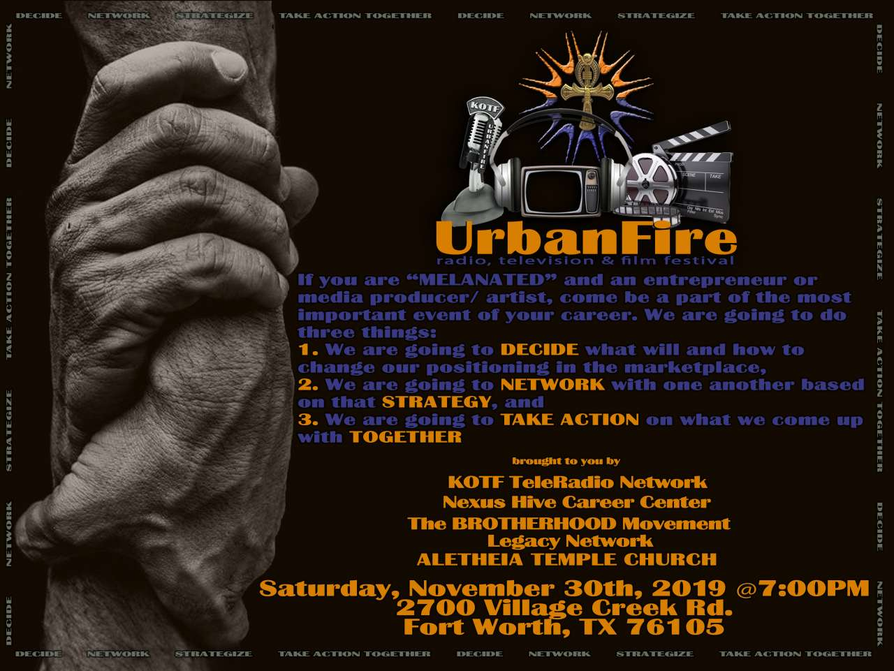 the urbanfire radio television and film festival